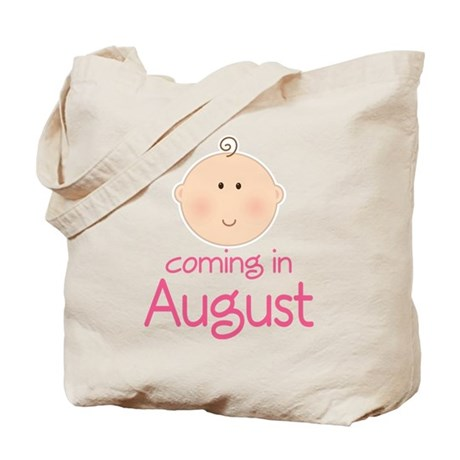 August Maternity Tote Bag