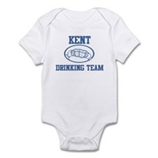 KENT drinking team Infant Bodysuit