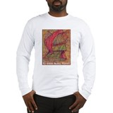 Id Head Pastel Work Long Sleeve T-Shirt