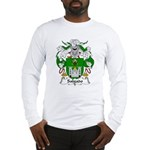 Salgado Family Crest Long Sleeve T-Shirt