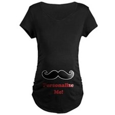 Customizable Mustache T-Shirt