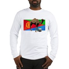 Eritrea Red Sea Boys Long Sleeve T-Shirt