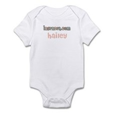 Hailey InGender.com creeper Infant Bodysuit