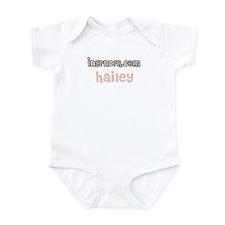 Hailey InGender.com creeper Onesie