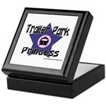 Trailer Park Princess Keepsake Box