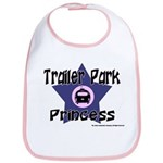 Trailer Park Princess Bib