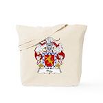 Pita Family Crest Tote Bag