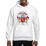Pita Family Crest Hooded Sweatshirt