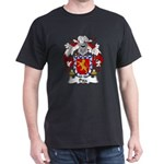 Pita Family Crest Dark T-Shirt