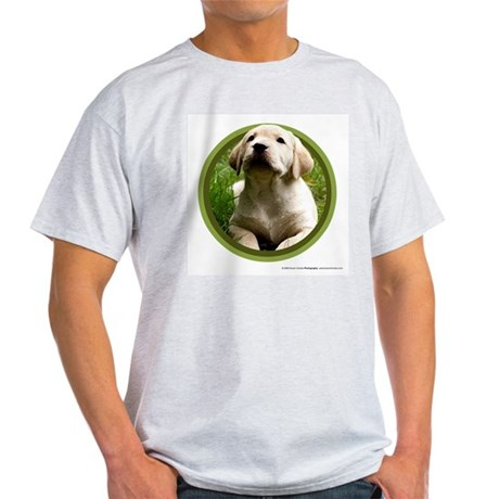 Yellow Lab Puppy Light T-Shirt