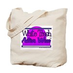 White Trash Active Wear Tote Bag
