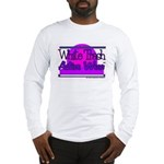 White Trash Active Wear Long Sleeve T-Shirt