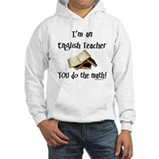 Unique English language arts Hoodie