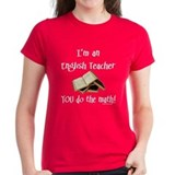 Unique English teacher Tee