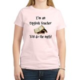Cute English teachers T-Shirt