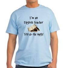 Cute English teacher T-Shirt