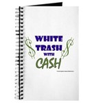 White Trash With Cash Journal