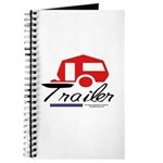 Trailer Red Streamline Journal
