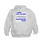 BACKGROUND MUSIC Hoodie