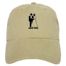 Bachelorette Party Game Over Baseball Cap