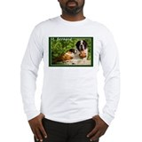 St Bernard-1 Long Sleeve T-Shirt