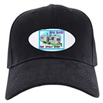 God Bless Our Mobile Home 200 Black Cap