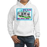 God Bless Our Mobile Home 200 Hooded Sweatshirt