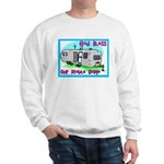 God Bless Our Mobile Home 200 Sweatshirt