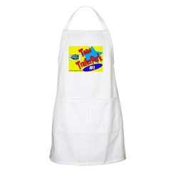 Team Trailer Park BBQ Apron