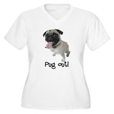 Pug Out T-Shirt