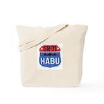SR-71 Blackbird HABU Tote Bag
