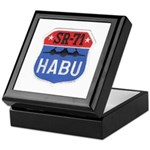 SR-71 Blackbird HABU Keepsake Box