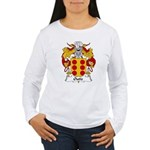 Outiz Family Crest Women's Long Sleeve T-Shirt