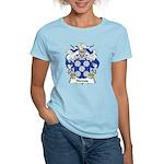 Novais Family Crest Women's Light T-Shirt