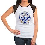 Novais Family Crest Women's Cap Sleeve T-Shirt