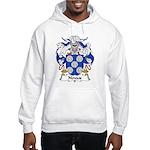 Novais Family Crest Hooded Sweatshirt