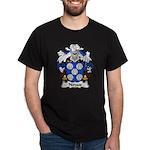 Novais Family Crest Dark T-Shirt