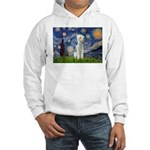 Starry / Bedlington Hooded Sweatshirt