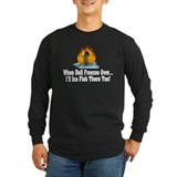 Hell Freezes Ice Fishing T