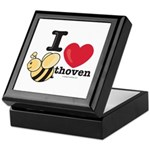 I Love BEEthoven Keepsake Box