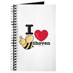 I Love BEEthoven Journal