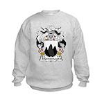 Montenegro Family Crest Kids Sweatshirt