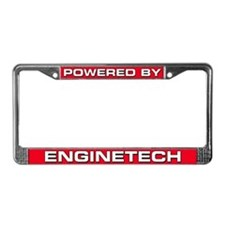 Funny Attractions License Plate Frame