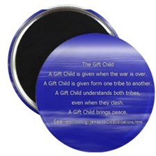 "Unique Unicef 2.25"" Magnet (10 pack)"