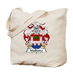 Malheiro Family Crest Tote Bag