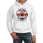 Malheiro Family Crest Hooded Sweatshirt