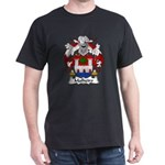 Malheiro Family Crest Dark T-Shirt