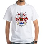 Malheiro Family Crest White T-Shirt