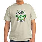 Lordelo Family Crest Light T-Shirt