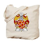 Limpo Family Crest Tote Bag